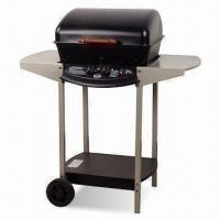 China Barbecue Grill with Flame Tamer, Propane and Butane Gas Category on sale