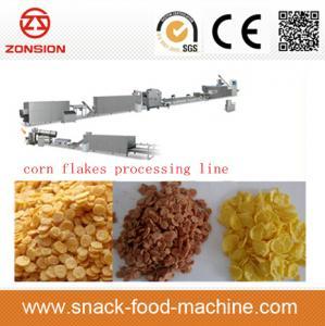 China kelloggs corn flakes machine on sale