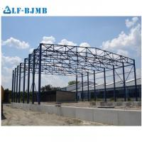 Cheap Prefab Light Steel Structure Self Storage Steel Building Workshop Warehouse for sale