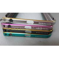 Quality Iphone 6 Plus 0.7mm Alu Frame Phone Cover CNC Prototype Machining Anodization Oxidation wholesale