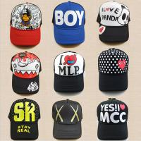 Quality 100% Cotton 6 Panels Embroidered Sport Baseball Cap wholesale