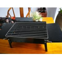 Quality Compact Indoor Tabletop Charcoal BBQ Grill For 1-5 People Applicable Number wholesale