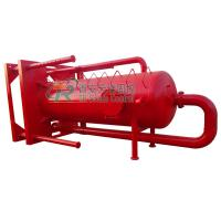 Quality H2S Poor Boy Degasser Oilfield Equipment Mud Separator with Large Scale wholesale