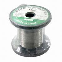China Electric-resistant Heating Alloy Wire in FeCrAl on sale