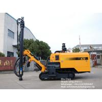 Quality 90 - 115mm Diameter Portable Drilling Rig Machine Double Rotary Motor 17 Bar wholesale