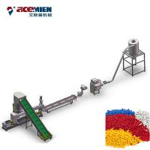 Quality Waste PP PE Film Plastic Granulator Machine Recycling Film Agglomerating wholesale