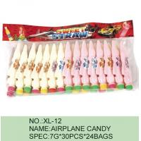 Quality Strawberry Airplane Low Fat Sour Powder Candy Funny HACCP Certification wholesale
