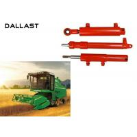 Quality Small Bore Agricultural Farm Hydraulic Steering Cylinder for Combine Harvester wholesale