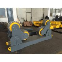 Buy cheap 3kw VDF Control Pipe Turning Rolls Pipe Welding Stands For Tube product