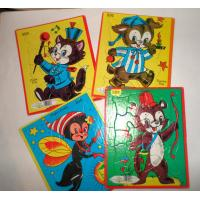 Quality promotional children's puzzle board wholesale