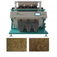 China 5000*3 Pixel, Multifunction LED CCD Color Sorter Machine For Seeds on sale