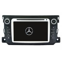 Quality Mercede Benz Smart 2011-2014 Autoradio Android 9.0 IPS Screen Car DVD Player with GPS Navigation Support OBD BNZ-7516GDA wholesale