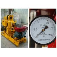 China Electric Diesel Soil Test Drilling Machine For Water Wells 1 Year Warranty on sale