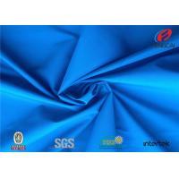 China Waterproof Polyester Knit Fabric , TPU Coated Fabric For Garment on sale