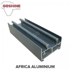 Quality Powder coated surface aluminum window extrusion profile for Kenya market wholesale