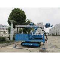 Quality MDL-150H Anchor Drilling Rig Foundation Piling Machine DTH hammer wholesale