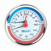 Quality Plastic Gauge with Manometer and Thermometer wholesale
