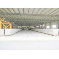 Cheap Autoclaved Aerated Concrete Mixing Plant For AAC Bloc Panel Customized for sale