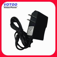 Quality 5.5mm 2.5mm AC DC 12V 500ma Power Supply Adapter For Wireless Router / Hard Drive wholesale