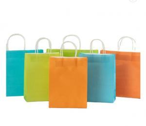 China 26oz Gift Kraft Paper Bag on sale