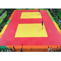 China High Density Bjj Colourful Jujitsu Martial Arts Competition And Training Judo Mats on sale