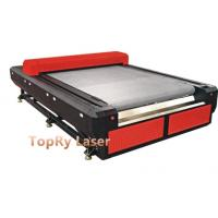 Quality Roll Batch Leather Auto Conveyor Feeding CO2 Laser Cutting/Engraving Machine (JM2513M) wholesale
