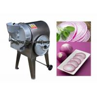 Quality Multi Functional Onion Processing Equipment Ring Cutting Machine Potato Round Slicer wholesale