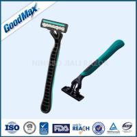 Quality Stainless Steel Triple Blade Razor No Electric Good Hardness Good Grip wholesale