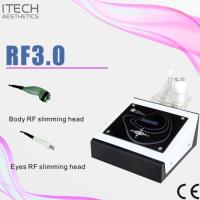 Quality 5MHz Bipolar and Tripolar Radio Frequency Beauty Machine for Cellulite Removal wholesale