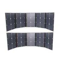 Quality Power Station Use 100w Foldable Solar Panel 0 - 120 Degree Operating Temperature wholesale
