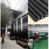 China Light weight carbon fiber  telescopic pole for window cleaning pole   and water fed pole on sale