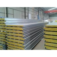 Quality Anti Corrosion Sandwich Panel Roof , Composite Metal EPS Sandwich Roof Panels wholesale