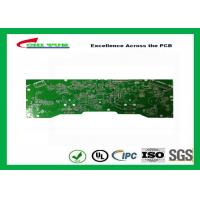 Quality Double side Car PCB Gold Plating with ISO9001, UL, ISO, SGS wholesale