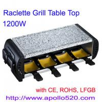 Quality Raclette Grill Table Top wholesale