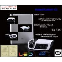 China C5 1080p 100Hz DLP LED Multimedia Projector on sale
