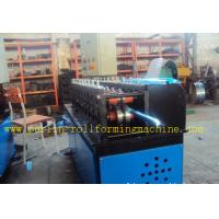 Quality Light Steel C Truss Roll Former Machine Furring Channel / Roof PLC Control wholesale