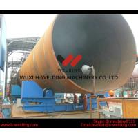 Quality Pressure Vessel Automatic Conventional Pipe Welding Rotator with PU Roller 10 Ton wholesale
