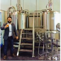 Quality beer brewing and making machine/equipment with200L 500L  1000L wholesale