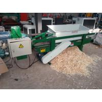 Quality wood shaving machine shavings making full production line with drying, bagging machine wholesale