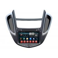 Quality Android Chevrolet GPS Navigation TRAX 2014 DVD Bluetooth Hand-Free Name Search Phonebook wholesale
