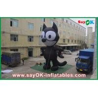 China 5M Oxford Cloth Inflatable Cartoon Characters Inflatable Toy For Trade Show on sale