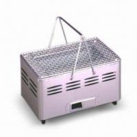 Quality Portable Barbecue Grill with Adjustable Vent, Perfect for Camping and Picnics wholesale
