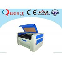 Quality Cnc Glass Engraving Machine For Paperboard , 100 Watt Laser Engraving Equipment wholesale