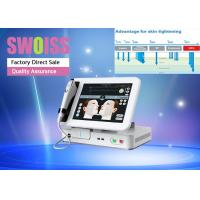 Quality 3D Anti - Wrinkle HIFU Facelift Machine With 10' Color Touch LCD Screen 300W wholesale