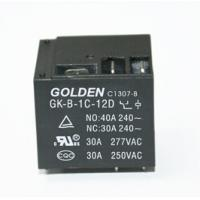 Quality 250 Volt DC Printed Circuit Board Relays GK-B t91 JQX-105F-2 40A wholesale