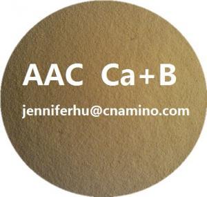 Cheap Compound Amino Acids Chelate Micronutrients Calcium, Boron, Magnesium, Manganese for sale