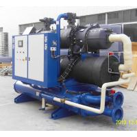 Quality Energy Saving Water Cooled Screw Chiller With Shell-Tube Condenser wholesale