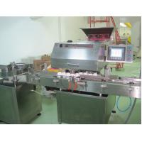 Quality Pharmaceutical Grade Bottling Plant Tablet Counting Filling Machine , High Accuracy wholesale