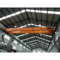 Buy cheap Lowhead Room Single Girder Overhead Cranes Yellow Color Q235B Material from wholesalers