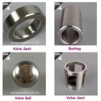 Quality Spare Parts Chrome Cobalt Alloy 38HRC - 55HRC Hardness wholesale